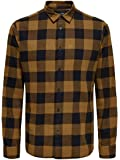 Only & Sons Onsgudmund LS Checked Shirt Noos Camisa para Hombre