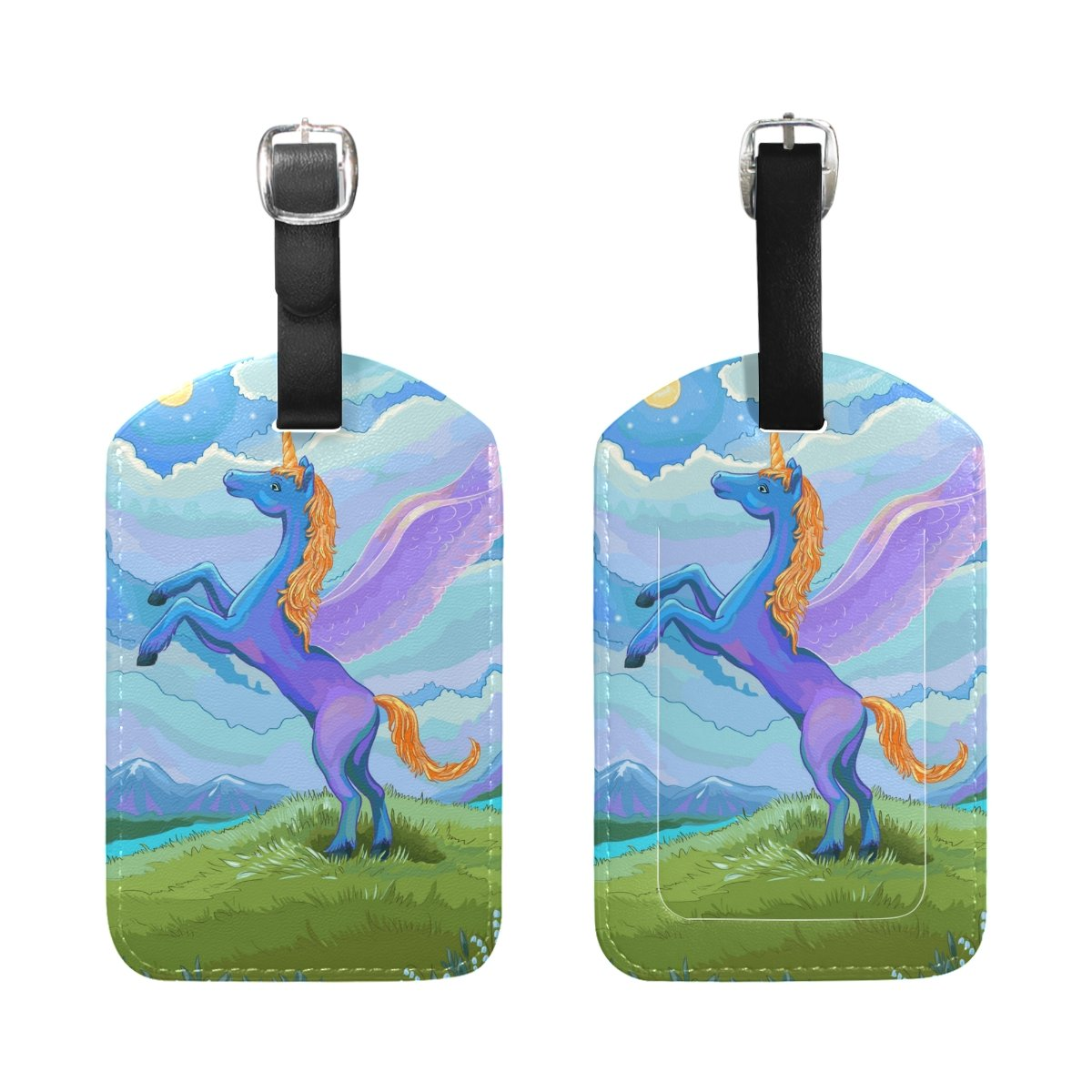 Travel Accessories I Choose to Be A Unicorn Cute Luggage Tag