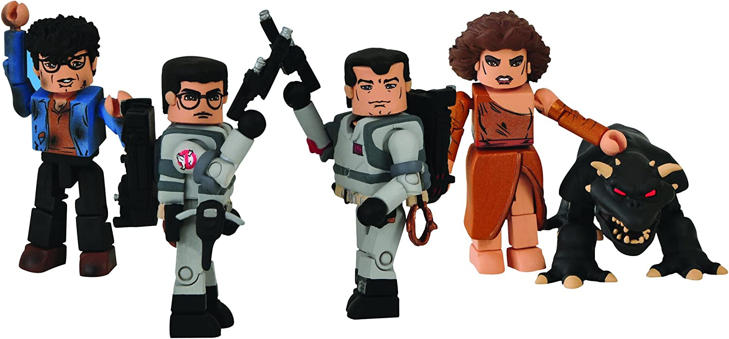 Peter Venkman Ghostbusters I Love This Town Minimates Mini-Figure