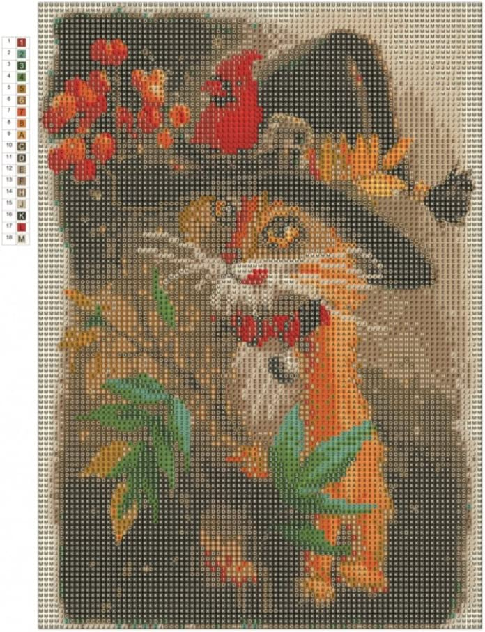 Adarl DIY 5D Diamond Painting Full Drill Rhinestone Lonely Wolf Pictures of Crystals Diamond Painting Kits Arts Crafts /& Sewing Cross Stitch