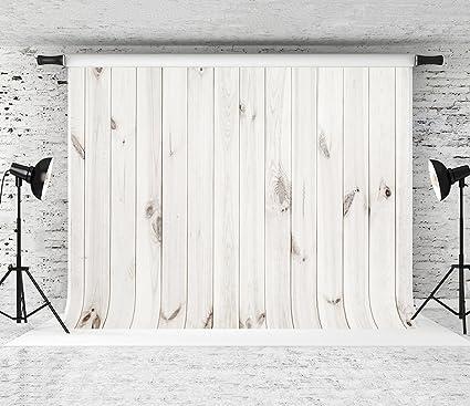amazon com kate 7x5ft wood backdrop white wood pattern photo