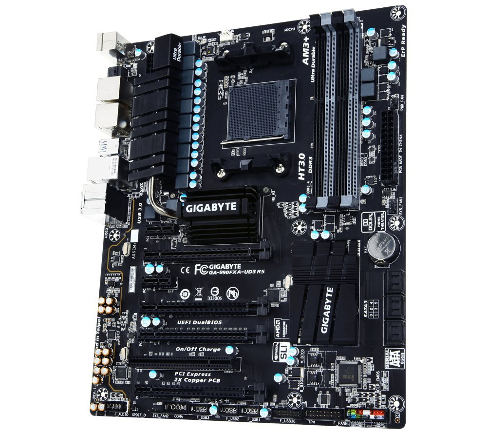 Gigabyte GA-990FXA-UD3 SATA2 Windows Vista 64-BIT