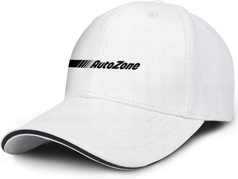 CAEEKER Mans Womens Autozone Hats Cool Cap Running Caps