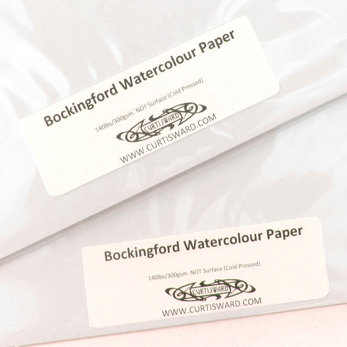 Bockingford Artists Cold Pressed (NOT Surface) Watercolour Paper A4 Pack 20 Sheets 300g Curtisward Pack B07D7B6S1K | Offizielle Webseite