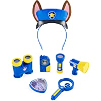 Paw Patrol, Chase Movie Rescue 8-Piece Role Play Set for Pretend Play, Kids Toys for Ages 3 and up
