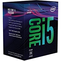 Intel Core i5-8600K Retail - (1151/Hex Core/3.60GHz/9MB/Coffee Lake/95W/Graphics)