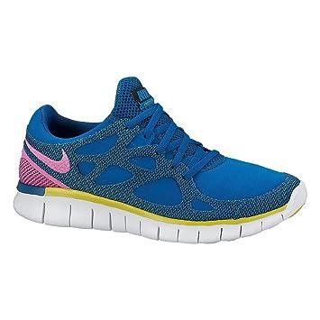 6a463d42e78f Nike Schuhe Kinder Jungen Damen Nike Free run 2 ext Grn abyss rd vlt brght  ctrn bl - muwi-duesseldorf.de