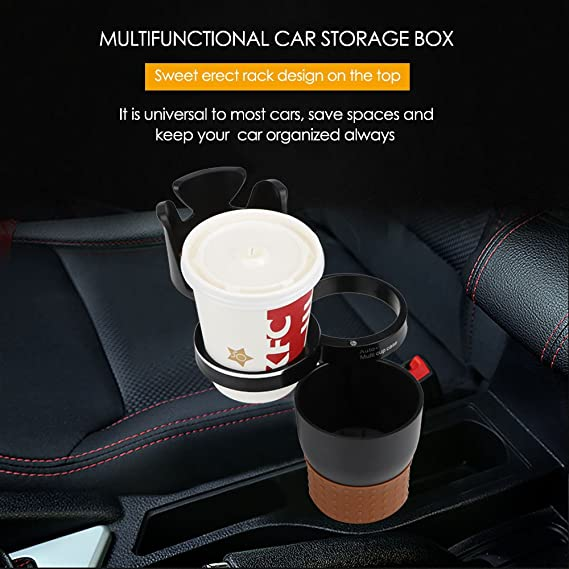 Shedeu multifunzione Cup Holder ruotabile Convient design mobile phone drink Sunglasses drink Holder