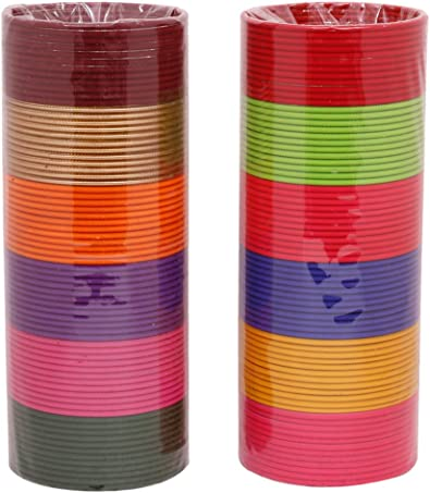 Ethnic Gorgeous 8 Color Indian Bangles Box Traditional Partywear Jewelry /…