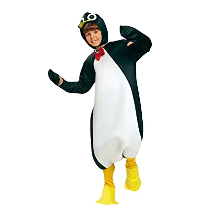 My Other Me Me - Disfraz de Pingüino, talla 5-6 años (Viving Costumes MOM01286)