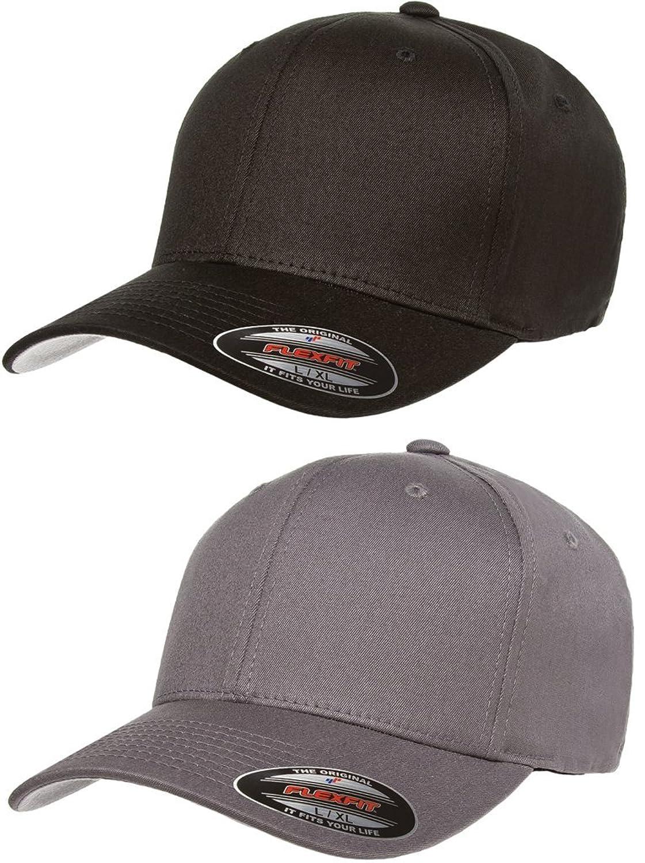 Flexfit HAT メンズ B01G28DG5E Large / X-Large|ブラウン ブラウン Large / XLarge