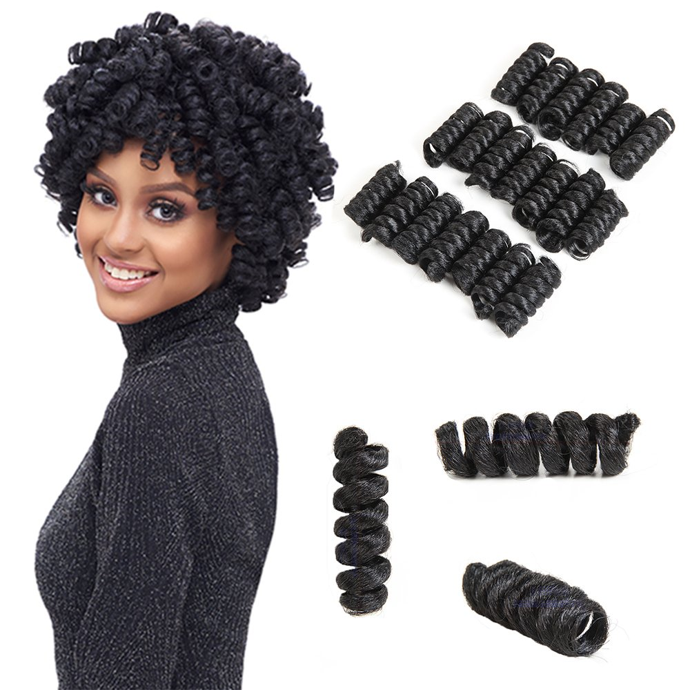 Amazon 5 Inch 20 Strandspack Jamaican Bounce Crochet Hair