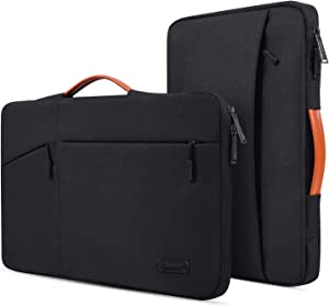 "15.6"" Laptop Briefcase Bag Compatible with Acer Aspire 3 5 15.6/Chromebook 15/Aspire E 15/Nitro 5/Predator, HP Envy x360 15.6, Lenovo 330s/S145/730 15.6"", MSI GS65, 15.6"" ASUS HP Notebook Bag"