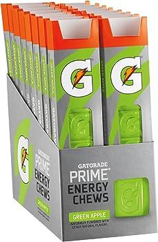 16-Pack Gatorade Prime Energy Chews
