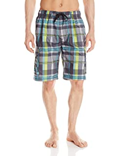 e048d18e5b Kanu Surf Men's Barracuda Extended Size Trunk: Amazon.ca: Clothing ...