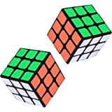 スピードキューブ GFUN 立体パズル 3×3×3 世界基準配色 回転スムーズ