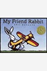 My Friend Rabbit: A Picture Book (CALDECOTT MEDAL BOOK) Kindle Edition