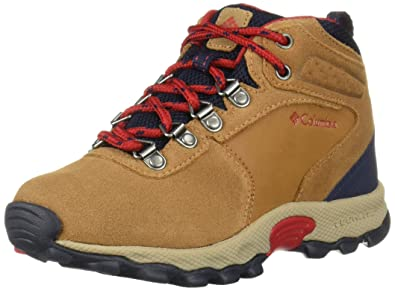 4ddd746ad48 Amazon.com | Columbia Kids' Youth Newton Ridge Suede Hiking Boot ...