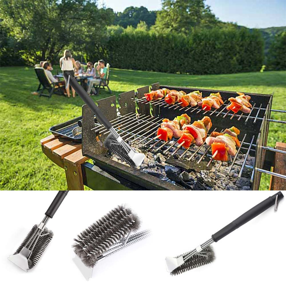 Grill Brush and Scraper - 8 in 1 BBQ Sets | 18"|1000|1000|?|f628ec971c59debf1282f873f87ec9f1|False|UNLIKELY|0.3642582297325134