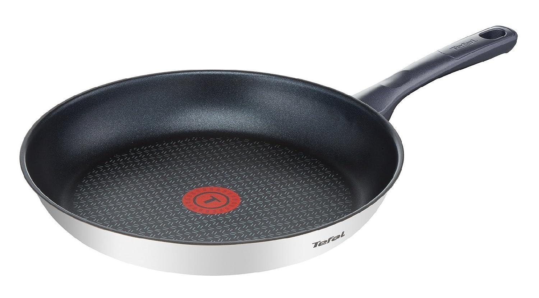 Tefal Daily Cook - Sartén de 26 cm, antiadherente de acero inoxidable, para todo tipo de cocinas incluido inducción: Amazon.es: Hogar
