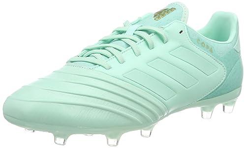 Adidas Copa 18.2 Fg, Scarpe da Calcio Uomo, Mencla/Dormet 0, 39