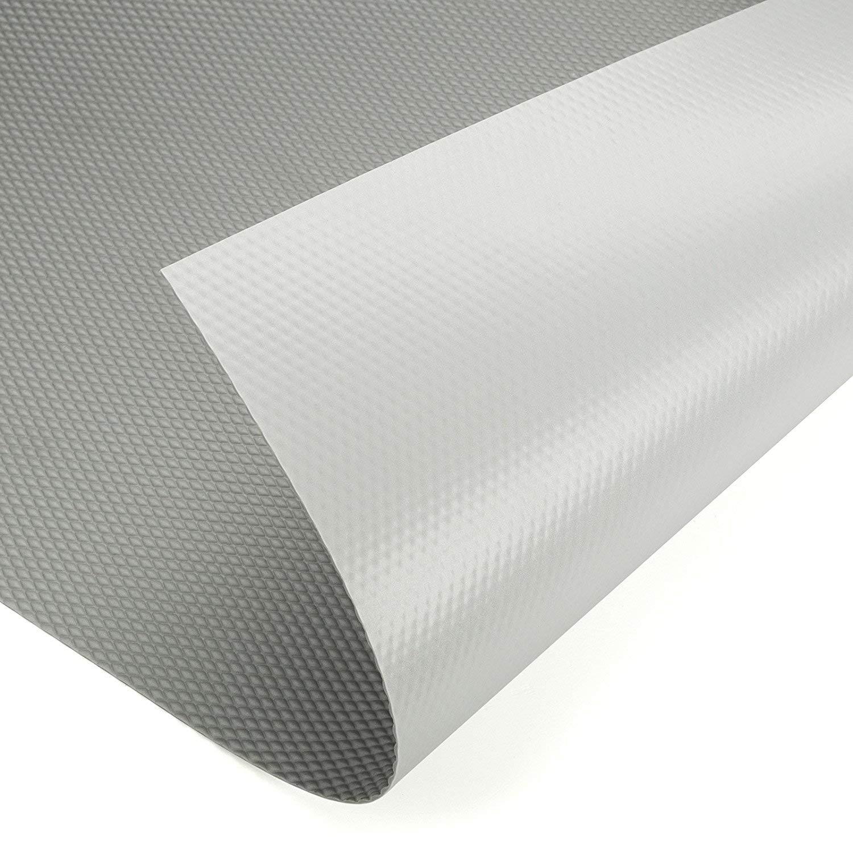 Medida Interior 882 x 473 mm SO-Tech Alfombrilla antideszilante Orga-Grip para 100 cm caj/ónes de Blum Gris argentado