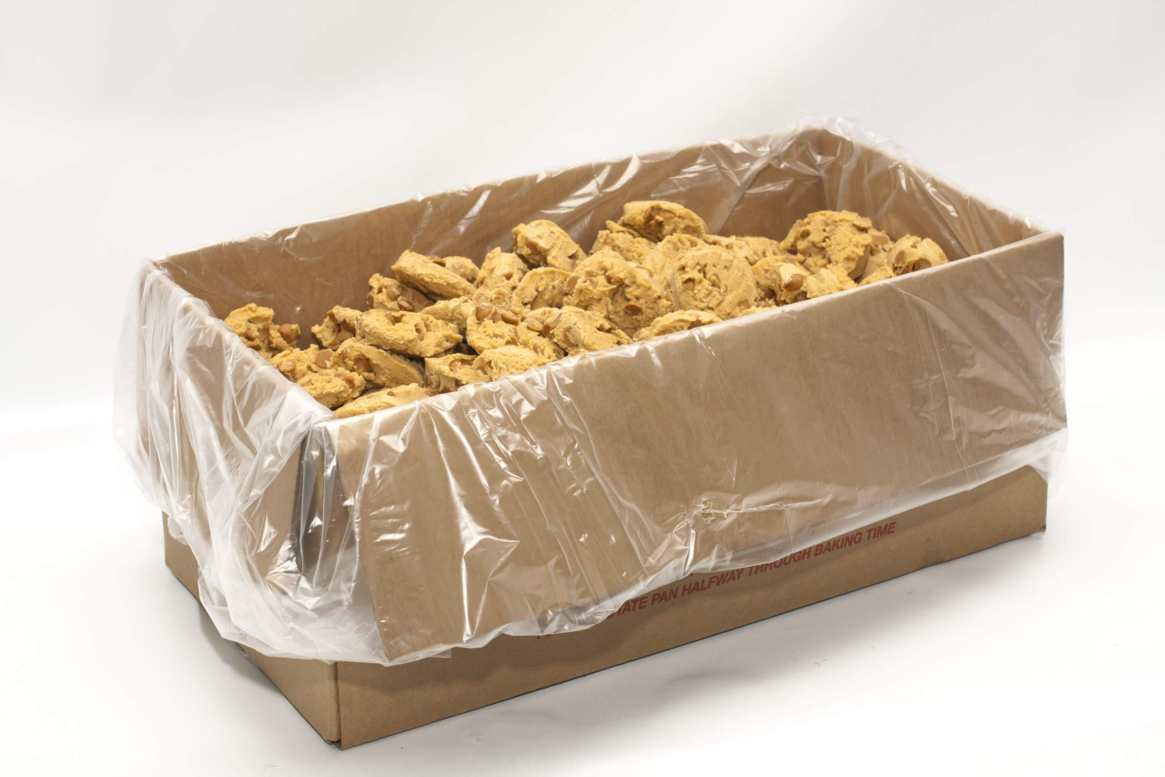 Davids Cookies Peanut Butter Cookie Dough, 1.33 Ounce -- 240 per case. by David's Cookies (Image #2)