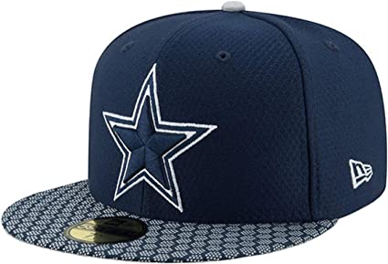 cost charm wide range san francisco Amazon.com : New Era Dallas Cowboys Sideline 59Fifty Cap : Sports ...