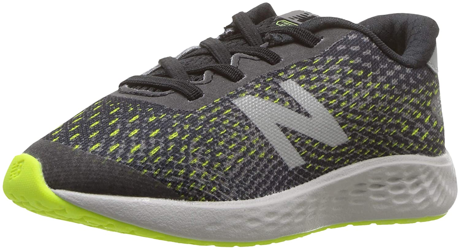 New Balance Kids' Arishi Next V1 Hook and Loop Running Shoe