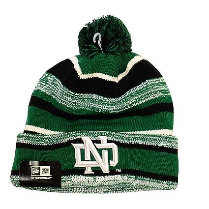 e76bd069a35 ... discount ncaa new era sport cuffed knit hat with pom osfm north dakota  abc35 deaaa