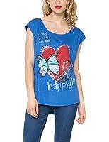 Desigual, ASIA - Camiseta para mujer