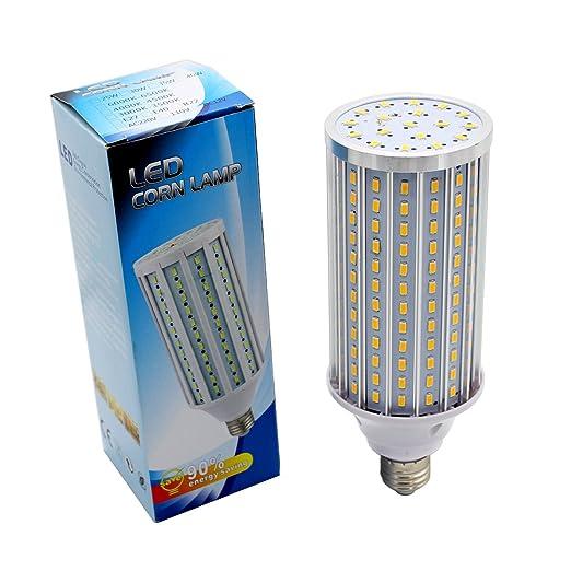 De alta potencia E27 bombilla LED 50 W 4000LM (equivalente a 300 W),