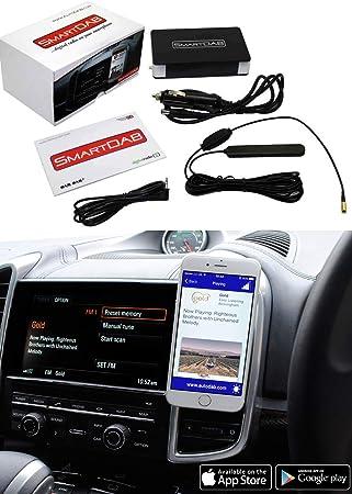 SmartDAB actualización inalambrica de FM universal para Smartphone ...