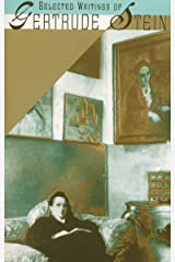Selected Writings of Gertrude Stein Paperback