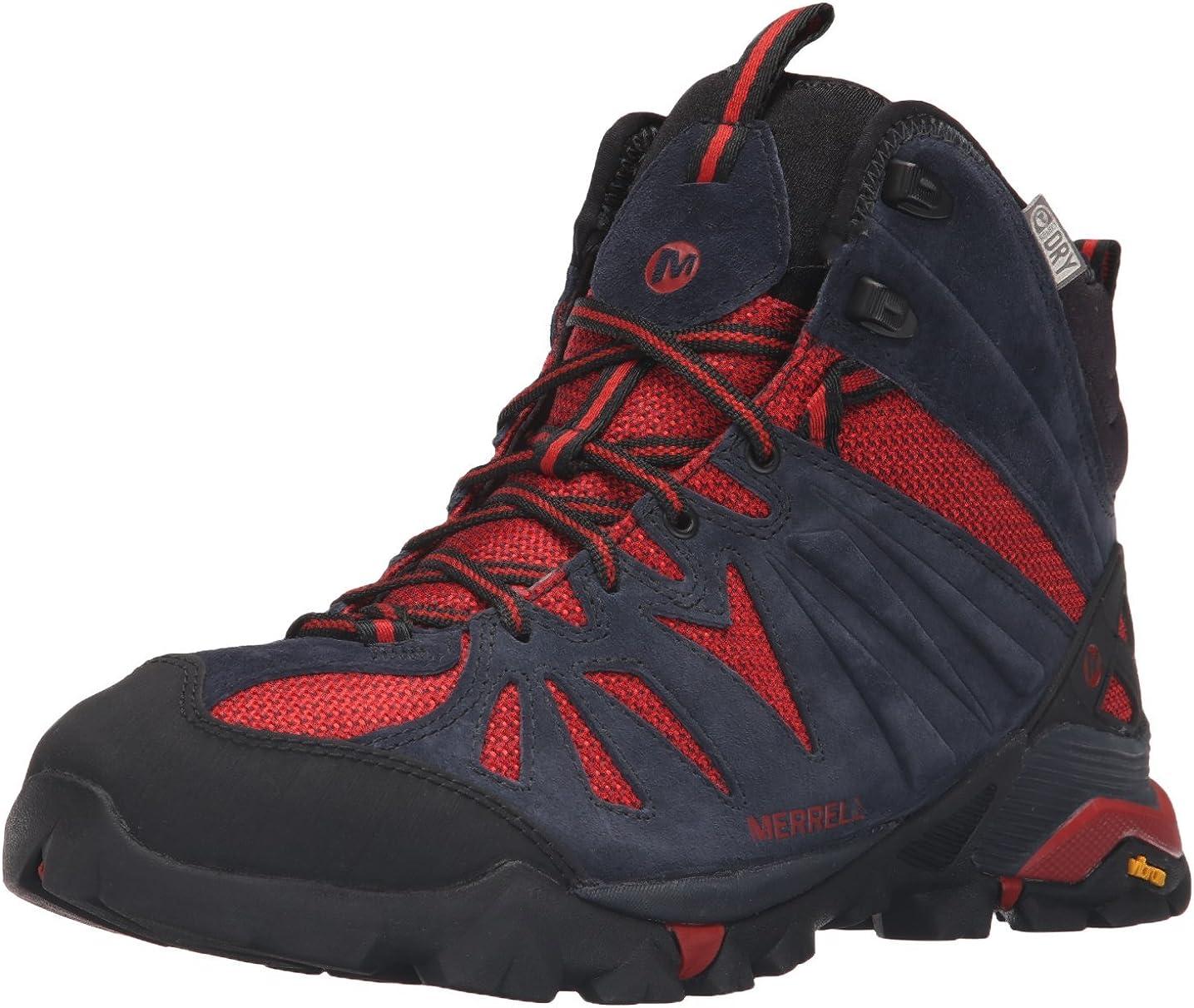Merrell Men s Capra Mid Waterproof Hiking Boot