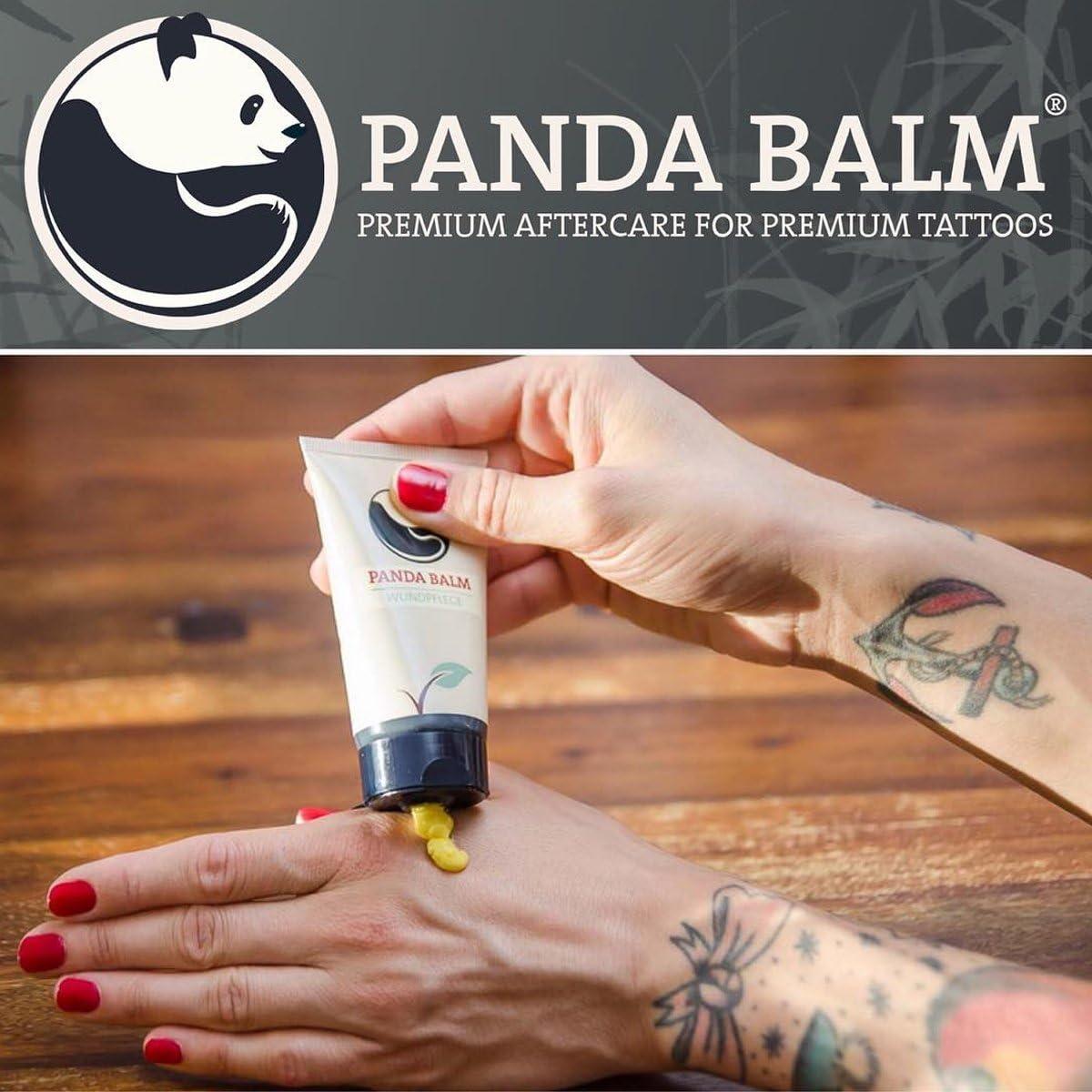 Kit de crema de tatuaje orgánico para después del cuidado – crema ...