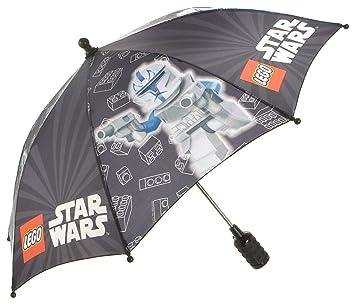 LEGO Star Wars - Paraguas infantil, diseño de soldado clon