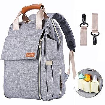 2e53092172e4 Diaper Bag,Baby Bag,Diaper Bag Backpack,Baby Diaper Bag for Girls and...
