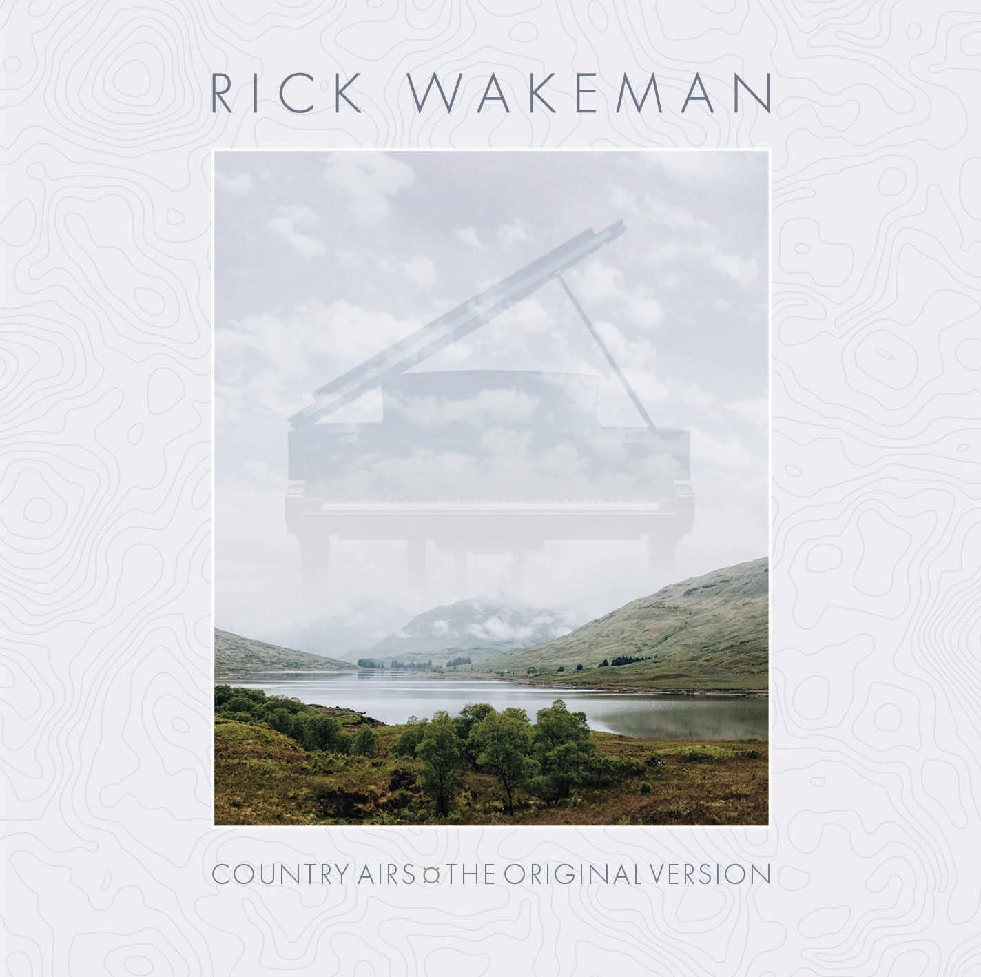 CD : Rick Wakeman - Country Airs (CD)
