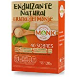 Sobrecitos de Monk: Fruta del Monje en 40 sobres de 3 grs.