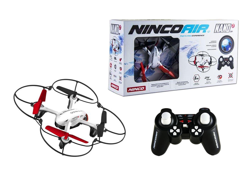 Ninco Drone radiocontrol con cámara modelo Quadrone Nano 2 ...