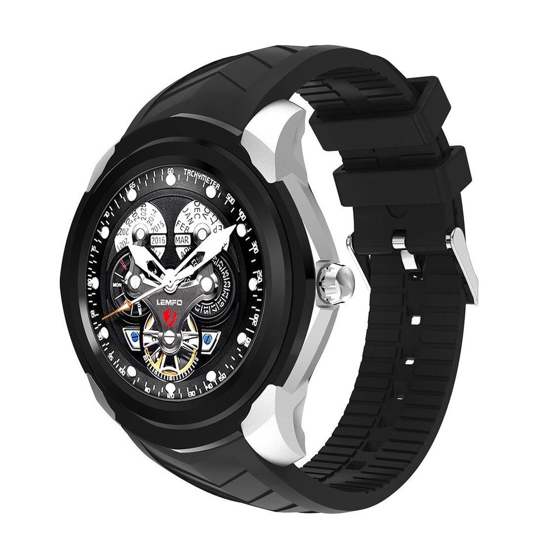 LEMFO LF17 Smart Watch 512MB + 4GB Soporte TF Tarjeta WiFi ...