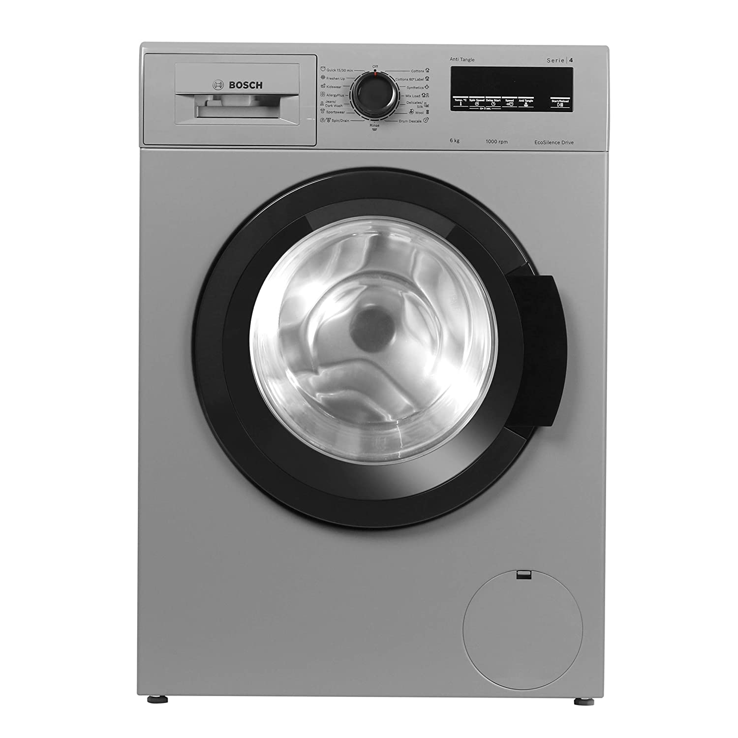 Bosch 6 kg 5 Star Inverter Fully Automatic Front Loading Washing Machine