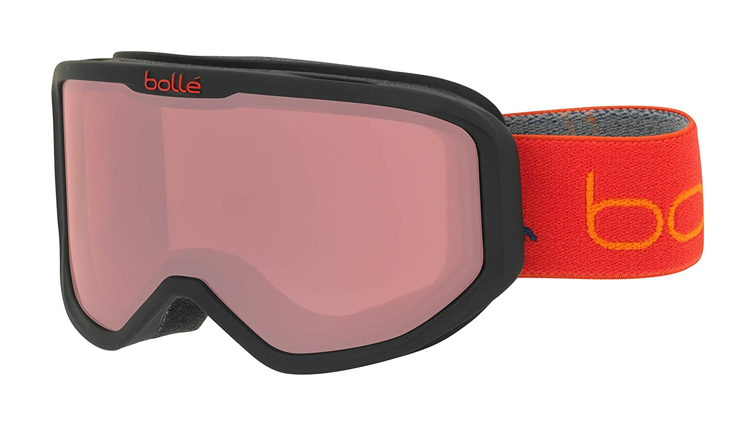 Matte Black Monkey Bolle Unisex Inuk 36 Years Goggle, Kids