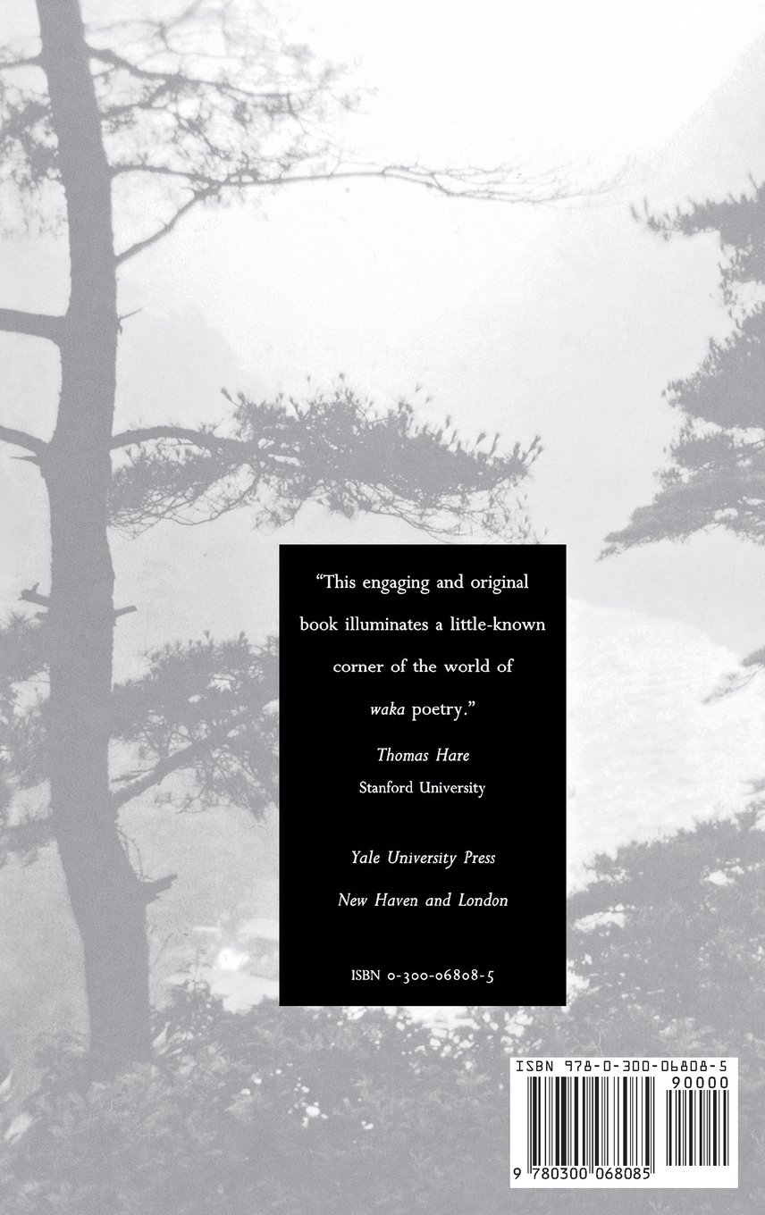 Utamakura, Allusion, and Intertextuality in Traditional Japanese Poetry