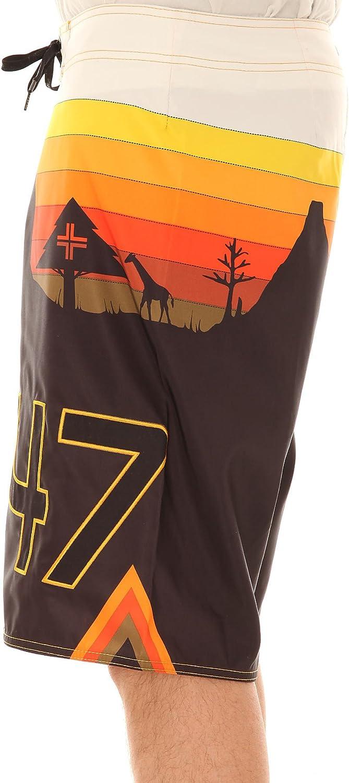 LRG Core Collection Mens Blaze Boardshorts