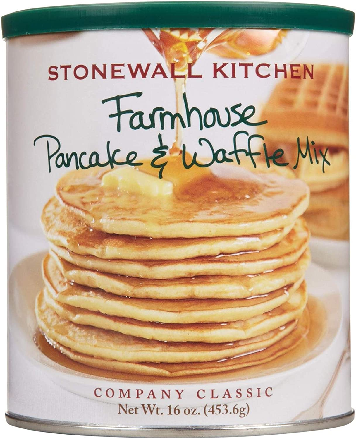 Stonewall Kitchen Farmhouse Pancake and Waffle Mix, 16 ounces