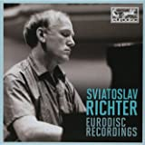 Sviatoslav Richter: Eurodisc Recordings (Coffret 14 CD)