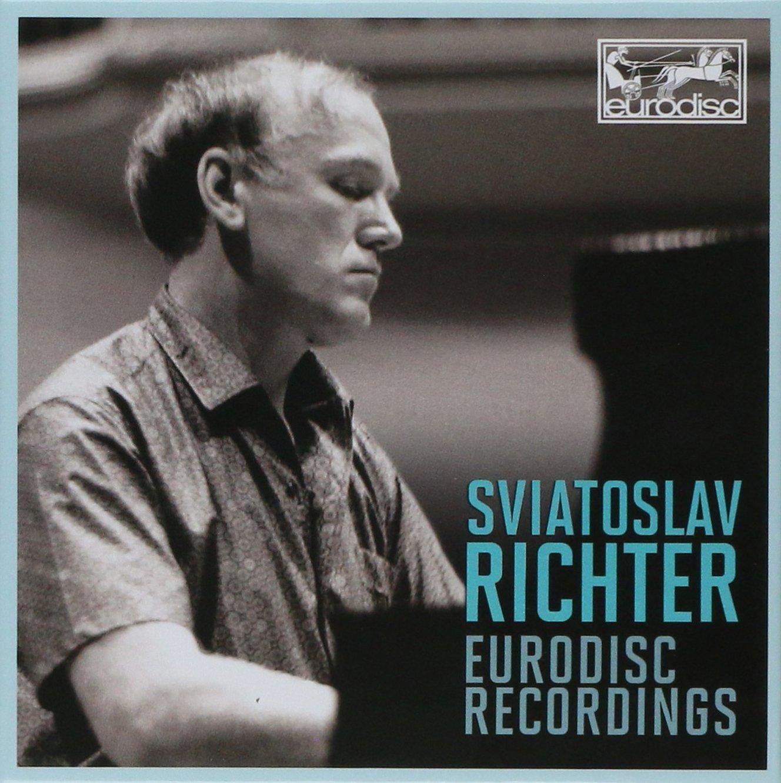 Svjatoslav Richter: Eurodisc Recordings - Svjatoslav Richter, Johann ...