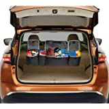 PIDO Backseat Trunk Organizer, Auto Hanging Seat Back Storage Organizer for SUV and Many Vehicles – Free Your Trunk Floor Space